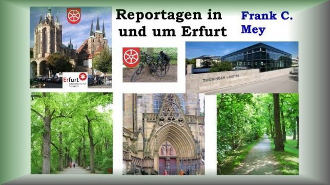 Erfurt-Impressionen – Reportagen